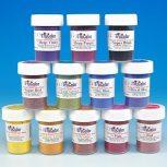 Cukormáz színezők *nagy kiszerelés - Gel Paste Powder *Large Jar