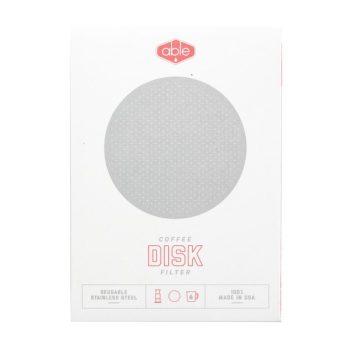 Able Disc fém filter - Standard