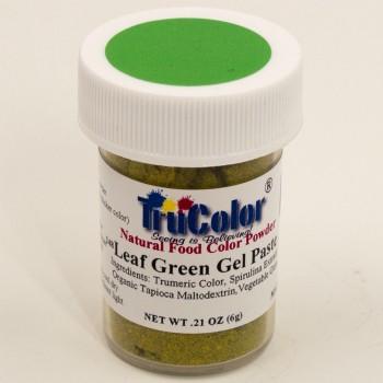 TruColor növényi alapú ételszínezék - Levélzöld 4g