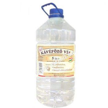 Kávéfőző víz 5L