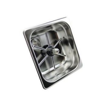 Rhino Coffee Gear Square Pitcher öblítő Spinjet 150