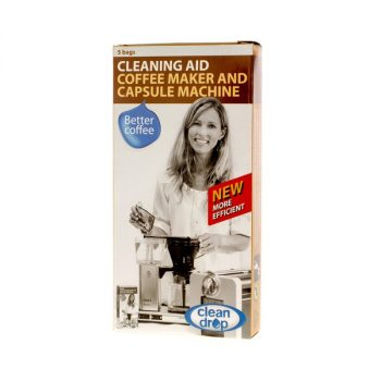 Clean Drop - Cleaning Aid * MoccaMaster tisztításához * 5 csomag/doboz