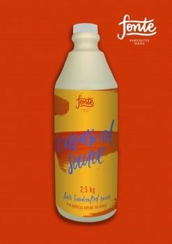 Fonte karamell öntet / szósz 2,5 kg