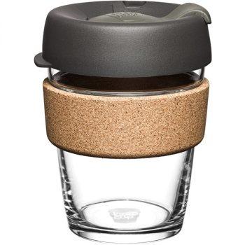 KeepCup Brew Cork Almond üveg 340ml