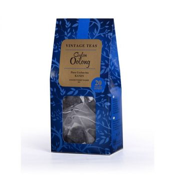 Vintage Teas Ceylon Oolong 20 db piramis filter 50 g