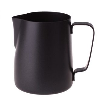 Rhinowares Stealth Milk Pitcher Black tejkiöntő kanna 950ml
