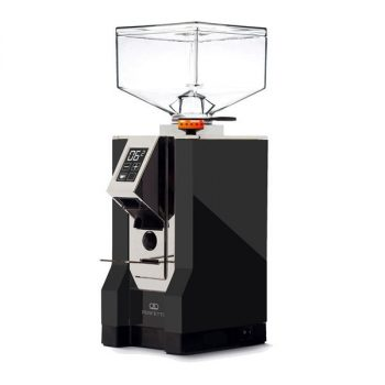 Eureka Mignon Perfetto 16CR kávéőrlő - fekete / piros