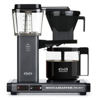 Moccamaster KBG 741 Select filteres kávéfőző - fehér/piros/fekete/fém/kék, rózsaszín