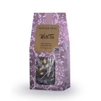 Vintage Teas jázminos fehér tea 20 db piramis filter 50 g