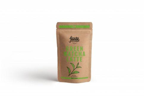 Fonte zöld matcha latte por 250 g