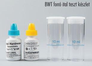 BWT forró ital teszt készlet