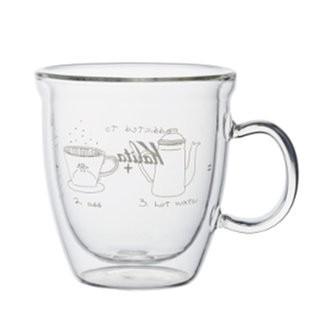 Kalita duplafalú csésze S méretű - 240 ml
