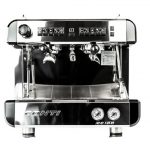 CONTI CC102 Injection Compact 2 Group Espresso Machine fekete/fehér