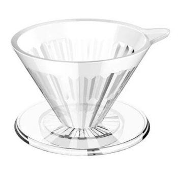 Timemore Crystal Eye Plastic Dripper 01 áttetsző
