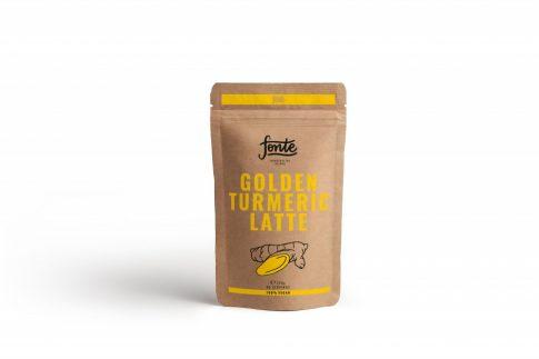Fonte arany kurkuma latte por 250 g