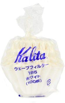 Kalita Wave #185 100 db fehér papírfilter
