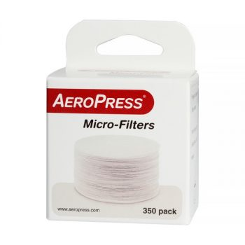 AeroPress 350 db microfilter csomag