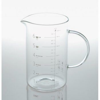 CAFEC Beaker Server 1000ml glass